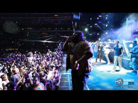 KHALED, RICK ROSS, LIL WAYNE, DRAKE - Live at Summer Jam 2011