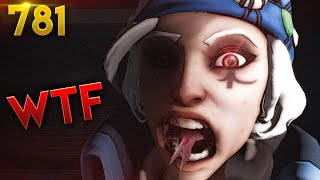 The SCARIEST Ana BUG!!   Overwatch Daily Moments Ep.781 (Funny and Random Moments)