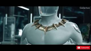 New Black Panther Suit | Kinetic Energy | Funny Scene
