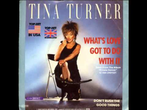 Tina Turner - What's Love Got To Do With It (Extended ...