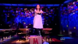 Matilda the Musical on The View- Naughty/Revolting Children- Oona Laurence