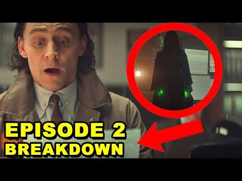 Loki Episode 2 Breakdown! Kang Easter Eggs & Loki Variant Explained!