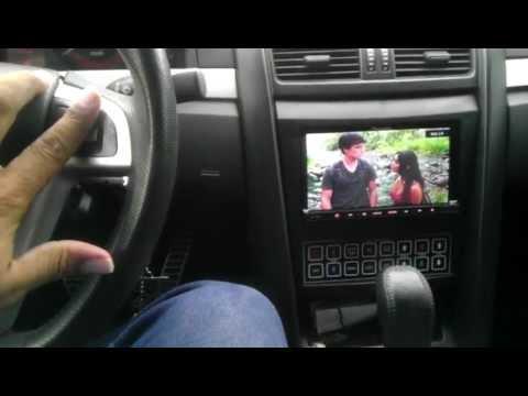 2009 Pontiac G8 GT Aftermarket Radio Install - YouTube