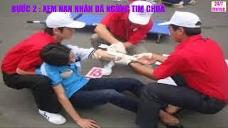 Tai nạn giao thông   Cách sơ cứu người bị tai nạn giao thông   24/7TINTUC