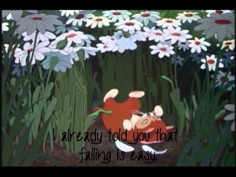 Staind Falling lyrics