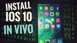 Full iOS 10 Theme For All Vivo Phones 😱 - Tech-Nick