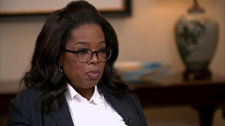 Oprah Winfrey on Time's Up and the climate of change