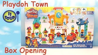 Best Learning Video For Kids / Playdoh Town Unboxing