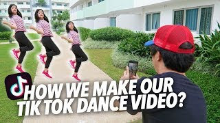 TIK TOK DANCE DAY CHALLENGE (Tutorial) | Ranz and Niana