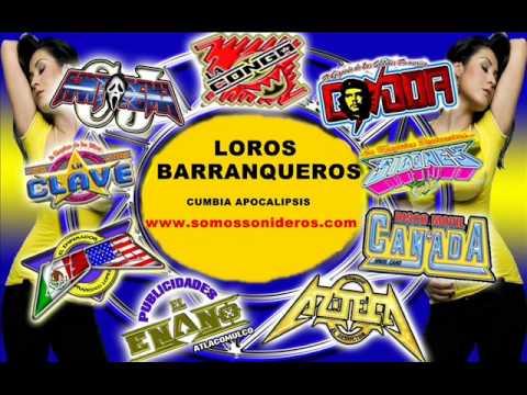 GRUPO LOROS BARRANQUEROS  - LA CUMBIA DEL APOCALIPSIS