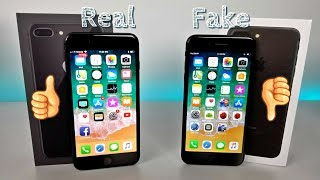 "Goophone i8 Plus - Fake iPhone 8 Plus Vs Real - ""This One Is Close!"""