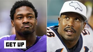 Could Stefon Diggs, Von Miller and A.J. Green be on the move before the trade deadline? | Get Up