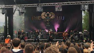 The HU Live concert at Sama'Rock Festival 2019 Samara France, Full Performance