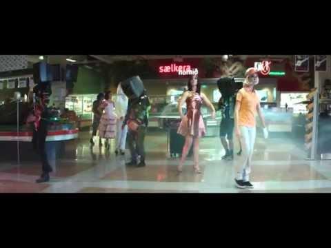 Aaron Smith feat. Luvli - Dancin (Krono Remix) [Official Video]