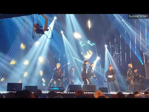 20161116 AAA (Asia Artist Awards) EXO - Lotto (louder)