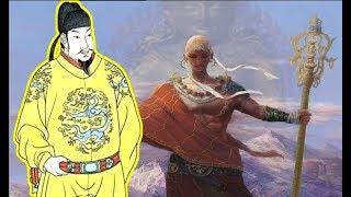 Đường Thái Tông cao nhân ẩn thân trong Tây Du Ký