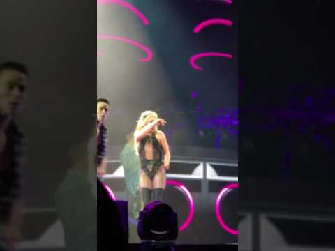 20170610 Britney spears live in seoul