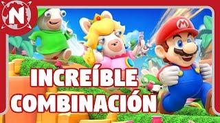 ¡Mario + Rabbids Kingdom Battle es el Mejor Crossover!
