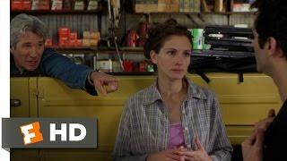 Runaway Bride (2/8) Movie CLIP - Maggie's Stick-On Tattoo (1999) HD