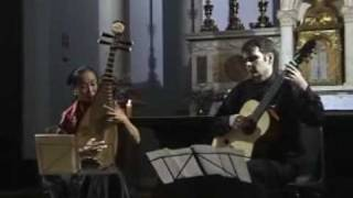Liu Fang - pipa and guitar duo: Yao Dance