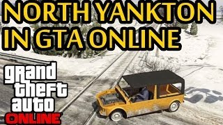 ★ GTA 5 Online - How To Get To North Yankton in Multiplayer!