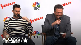 'The Voice': Josh Gallagher Proved Adam Levine Can Coach A Country Singer!   Access Hollywood