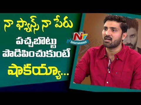 BB2 contestant Samrat on imitating Deepthi Nallamothu