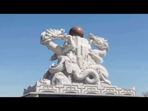 Glen Oaks Dragon Garden - full length video