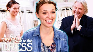 Bride Has Tried Over THIRTY Dresses But None Make Her Look Grown Up | Say Yes To The Dress UK