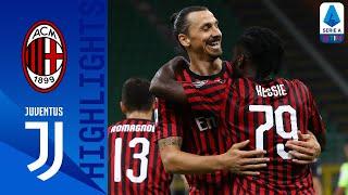 07/07/2020 - Campionato di Serie A - Milan-Juventus 4-2, gli highlights