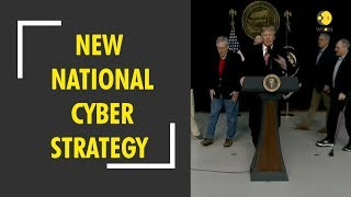 White House rolls out new national cyber strategy