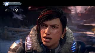 Gears of War 5   World Premiere Gameplay Trailer   E3 2018