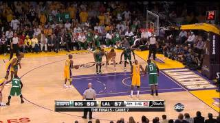 2010 NBA Finals - Boston vs Los Angeles - Game 7 Best Plays