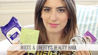 Lily Pebbles – Boots & Liberty's Beauty Haul