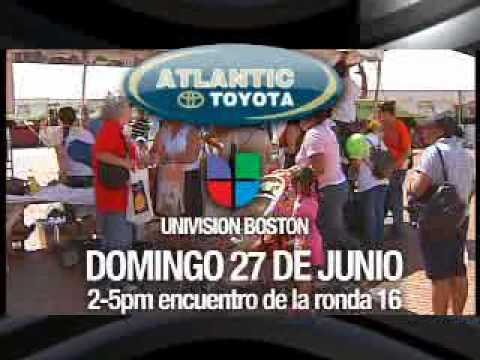 Atlantic Toyota World Cup Promotion TV Commercial