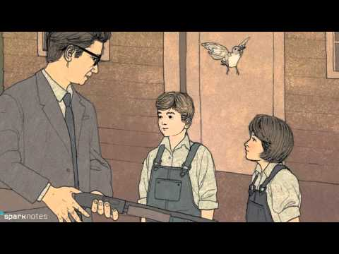 An analysis of evil themes in to kill a mockingbird by harper lee
