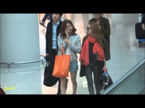 130329 Airport SNSD