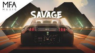 Audiovista & Clinton - Savage (feat. Kiniption)