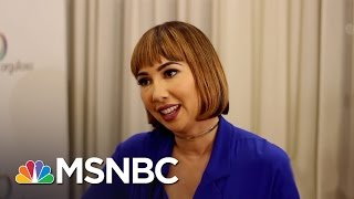 Orange Is The New Black Star Jackie Cruz On Going From Homeless To Stardom | MSNBC