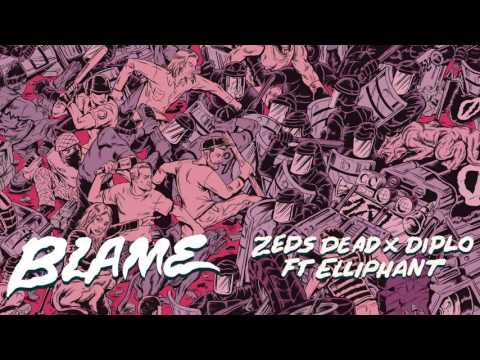 "Watch ""Blame (ft. Elliphant)"" on YouTube"