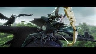 Epic : la bataille du royaume secret :  bande-annonce VOST