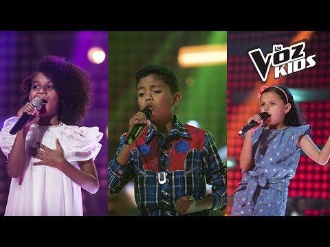 Azuquitar, Jhon Alan y Cami cantaron en la Súper Batalla de Fanny Lu