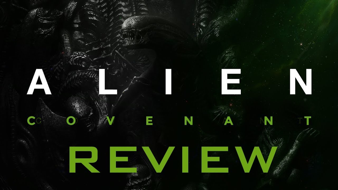 ver online ALIEN Covenant Review