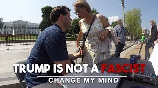 Trump Is Not A Fascist: Change My Mind | Louder With Crowder
