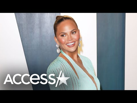 Chrissy Teigen Has Breast Implants Removed & Receives Hilarious Note From Her Daughter