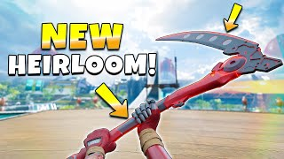 *LEAKED* NEW REV HEIRLOOM LOOKS AMAZING! - NEW Apex Legends Funny & Epic Moments #635