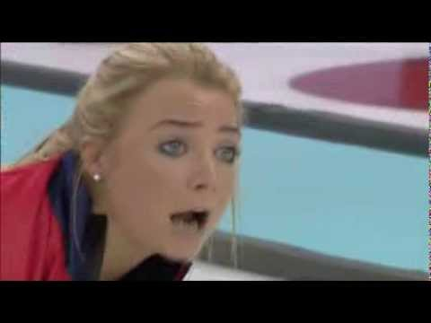 The Sounds of Women's Curling - YouTube