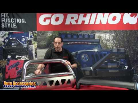 Go Rhino Rhino Charger Bull Bar