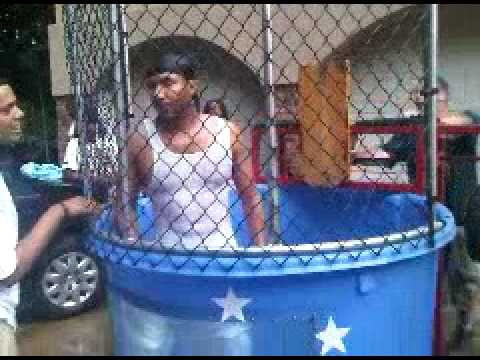 Lyfe Jennings Gets Dunked By The Kids