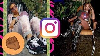 We Tried The Beyoncé Instagram Challenge